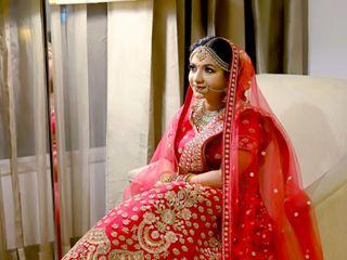 The wedding of Bhawna and Suraj 1