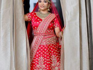 The wedding of Bhawna and Suraj 2
