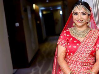 The wedding of Bhawna and Suraj 3
