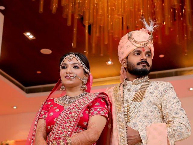 The wedding of Bhawna and Suraj