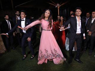 The wedding of Namisha and Sagar 3