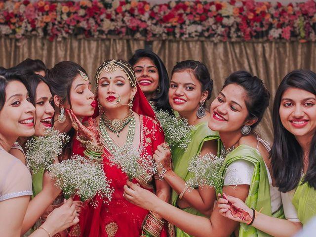 Shivangi and Abhijat's wedding in Hyderabad, Andhra Pradesh 1