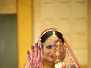 The wedding of pratik and akanksha 2