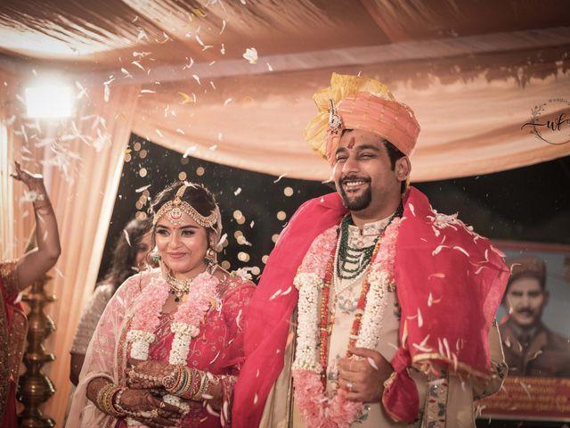 The wedding of Sirisha and Ashank
