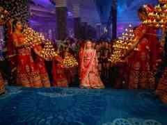 The wedding of KARAN and ANU 3