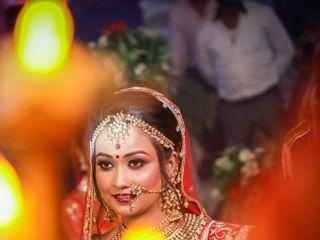 The wedding of KARAN and ANU 2