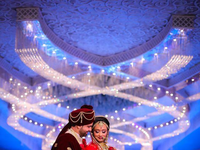 The wedding of KARAN and ANU