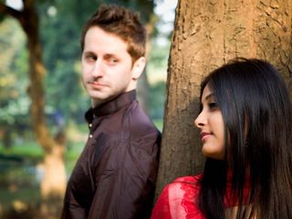 The wedding of Sushmita and Ross 3