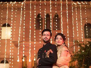 The wedding of Akansha and Aditya 2