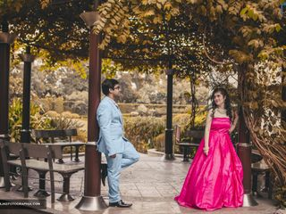 The wedding of khushboo and Shobhit 3