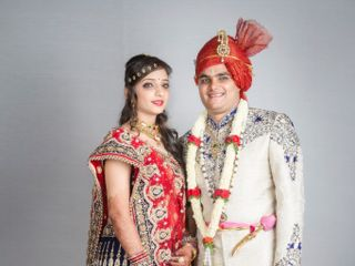 The wedding of Harshita and Aman 2