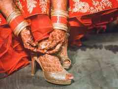 The wedding of Kanwal and Roshan 3