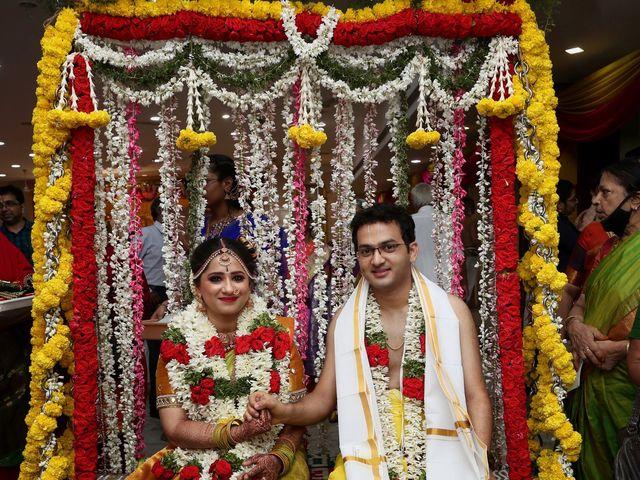 The wedding of Neerja and Sudarshan