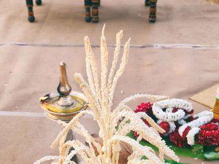 The wedding of Vikrant and Maneka