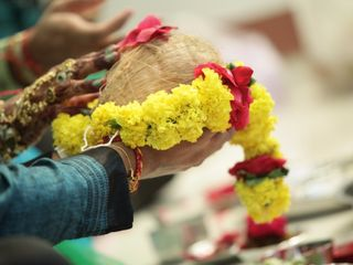 The wedding of Aarti and Jaysukh 1