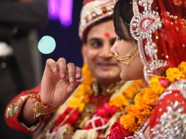 The wedding of Aarti and Jaysukh