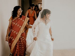 The wedding of Sabhita and Ronald 2