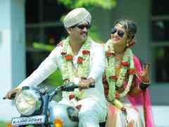 The wedding of Shubha and Appu 3