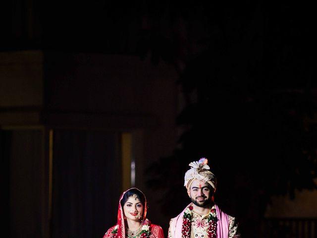 The wedding of Vinayak and Yukti