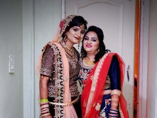 The wedding of Kashish and Priyanka 3