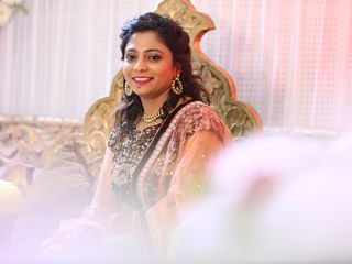 The wedding of Sakshi and Mohit 1