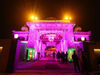 The wedding of Avanish and Priya 1