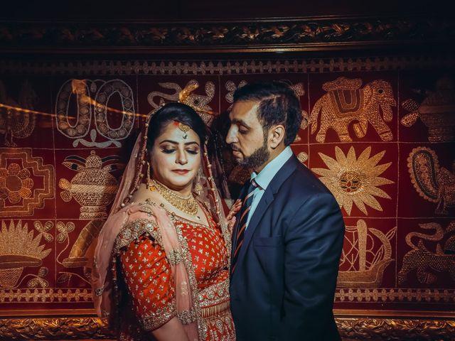 The wedding of Vanita and Sukhvinder