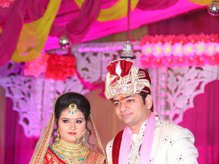 The wedding of Gaurav and Jyoti