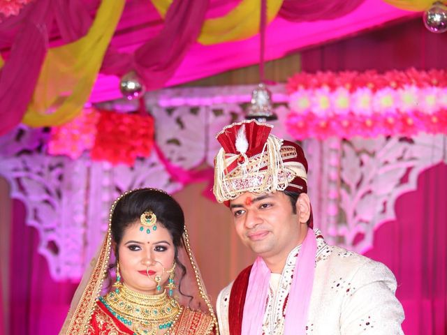 The wedding of Gaurav and Jyoti