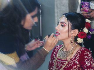 The wedding of Saloni and Kaushik 2