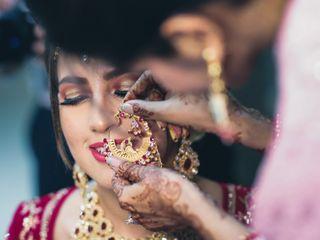 The wedding of Saloni and Kaushik 3