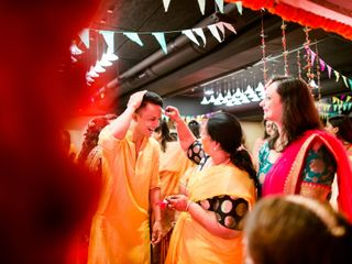 The wedding of Aditi and Sujay 3