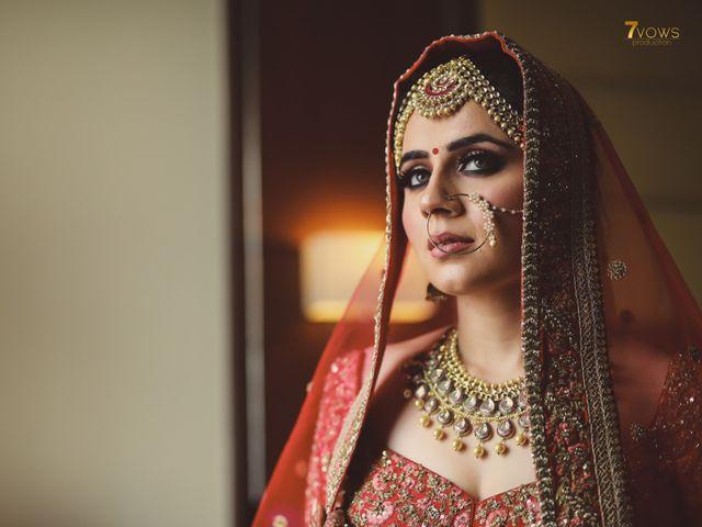 The wedding of Juhi and Harpreet