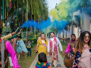 The wedding of Taylor  and Tushar  1