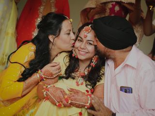 The wedding of Neha and Sahil 2