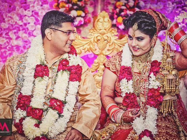 The wedding of Sakshi and Shiladitya