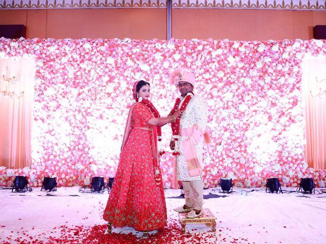 The wedding of VINAY and VIDISHA