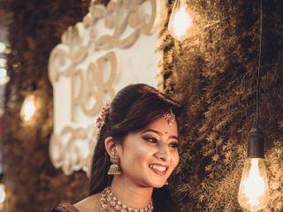 The wedding of Rakshita and Rakesh 1
