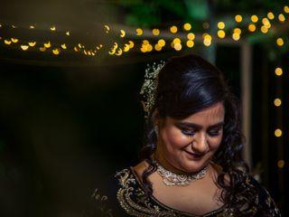 The wedding of Anurag and Zeva 2