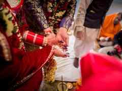 The wedding of Vishakha and Aman 3