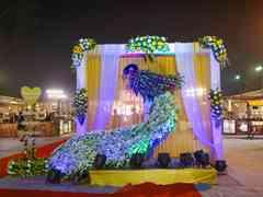 The wedding of Vishakha and Aman 4