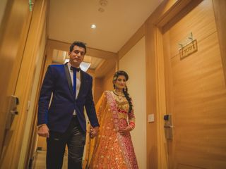 The wedding of Sonal and Sumit 3