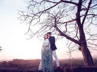 The wedding of Aparna and Abhilash 2
