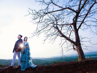 The wedding of Aparna and Abhilash 3