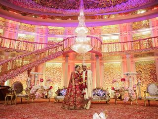 The wedding of Aparna and Abhilash