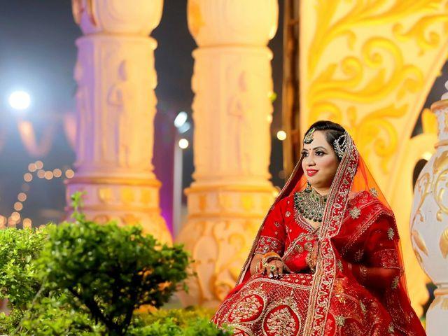 The wedding of Isha and Kapil