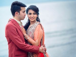 The wedding of Priyanka and Arihant 3