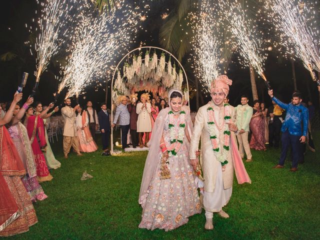 The wedding of Priyanka and Arihant