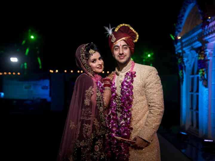 The wedding of Somya and Gaurav