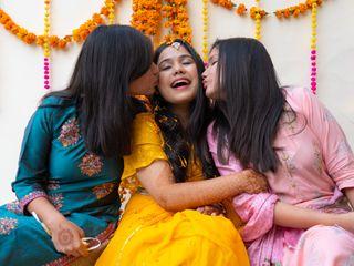 The wedding of Radhika and Devesh 3